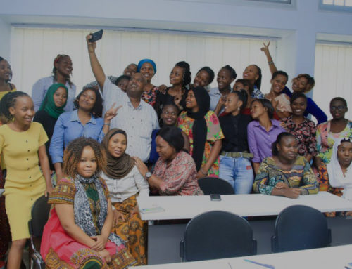 Zaina Foundation increasing cyber security knowledge for Tanzanian women