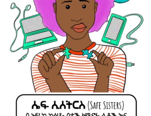 Safe Sisters guide now in Amharic!